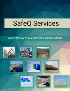 SafeQ Services Brochure Cover image